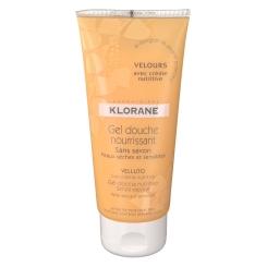 KLORANE Duschgel mit nährender Hautcreme Samt