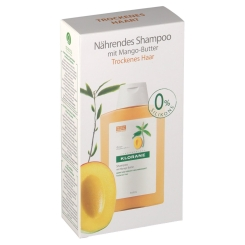KLORANE Shampoo mit Mangobutter