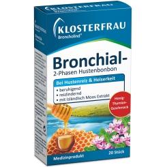 KLOSTERFRAU Broncholind® Bronchial-2-Phasen Hustenbonbon