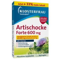 KLOSTERFRAU Gastrobin® Artischocke Forte 600 mg