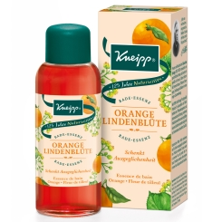 Kneipp® Bade-Essenz Orange Lindenblüte