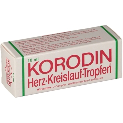 Korodin® Herz-Kreislauf-Tropfen