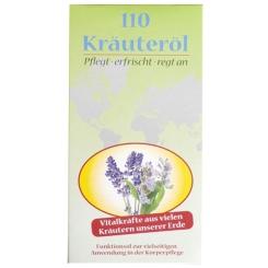 Kräuteröl 110 für Mundpflege und Massage