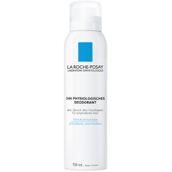 LA ROCHE-POSAY Physiologisches 24H Deodorant Doppelpack