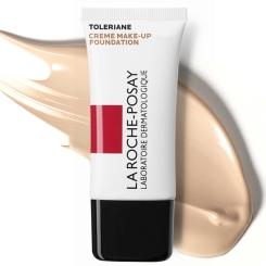 LA ROCHE-POSAY Toleriane Teint mattierendes Mousse Make-Up 01 Ivory