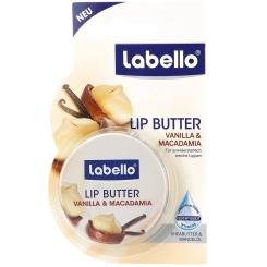 Labello® Lip Butter Vanilla & Macadamia