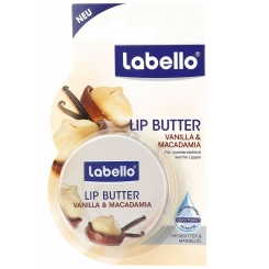 Labello® Lip Butter Vanilla & Macadamia