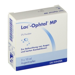 Lac®-Ophtal® MP