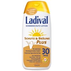 Ladival® Schutz & Bräune Plus Lotion LSF 30