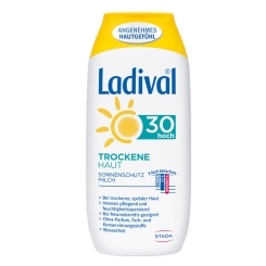 Ladival® Trockene Haut Milch LSF 30