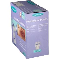 Lansinoh® Handmilchpumpe Weithals