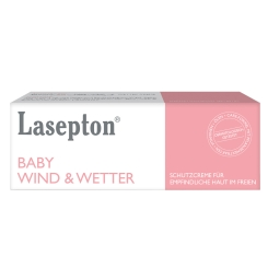 LaseptonMED® BABY CARE Wind- und Wetter-Creme
