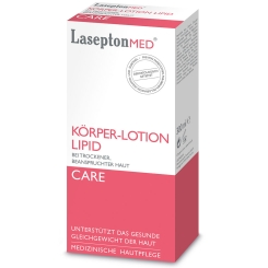 LaseptonMED® CARE Körper Lotion Lipid