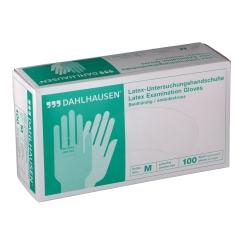 Latex Handschuhe ungepudert Grösse M