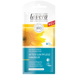 lavera After Sun Pflege Haarkur