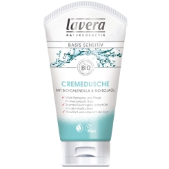 lavera Basis sensitiv Cremedusche