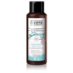 lavera basis Sensitiv Duschbad für Haut & Haar