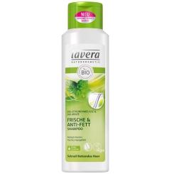 lavera Frische & Anti-Fett Shampoo Bio-Zitronenmelisse & Bio-Minze