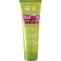 lavera Hair Rosenmilch Repair-Haarkur