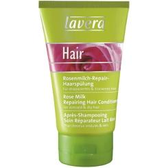 lavera Hair Rosenmilch Repair-Haarspülung