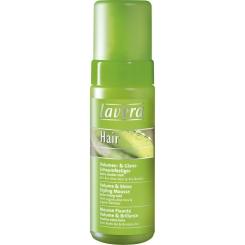 lavera Hair Volumen- & Glanz-Schaumfestiger