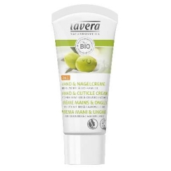 lavera Hand- und Nagelcreme 2in1 Bio-Olivenöl & Bio-Kamille