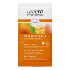 lavera Meeres-Badesalz Bio-Orange & Bio-Sanddorn