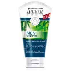 lavera Men sensitiv 2in1 Dusch-Shampoo