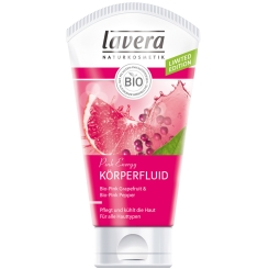 lavera Pink Energy Körperfluid