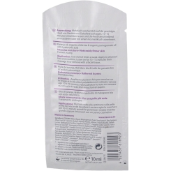 lavera Straffende Pflege Maske Karanjaöl, Weisser Bio-Tee & Bio-Granatapfelöl