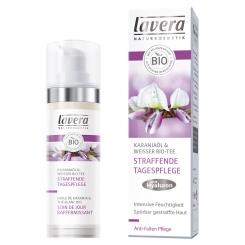 lavera Straffende Tagespflege mit weißem Bio-Tee
