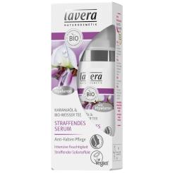 lavera Straffendes Serum Karanjaöl & Bio-Weißer Tee