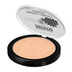 lavera Trend sensitiv Mineral Compact Powder Honey 03