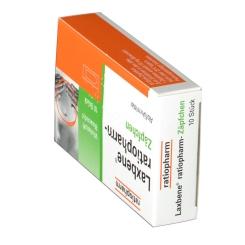 Laxbene® ratiopharm-Zäpfchen