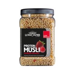 LAYENBERGER® LowCarb Protein-Müsli Himbeere-Erdbeere