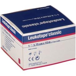 Leukotape® classic 10,0 m x 3,75 cm rot