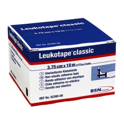 Leukotape® classic 3,75 cm x 10 m schwarz