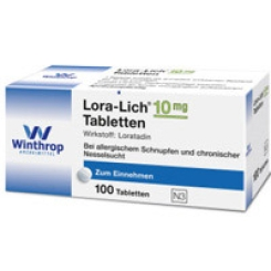 Lora Lich 10 mg Tabletten