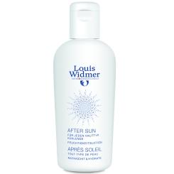 Louis Widmer After Sun Lotion leicht parfümiert