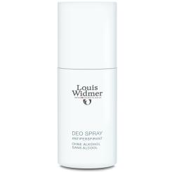 Louis Widmer Deo Spray leicht parfümiert