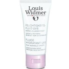 Louis Widmer Feuchtigkeitsfluid UV 6 leicht parfümiert