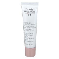 Louis Widmer Getönte Feuchtigkeitspflege UV 20 CC Cream Bronze leicht parfümiert