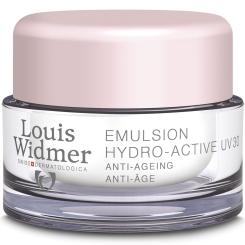 Louis Widmer Tagesemulsion Hydro-Active UV 30 Leicht Parfümiert