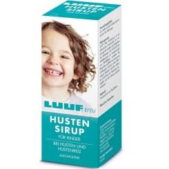 LUUF® EFEU Husten Sirup für Kinder