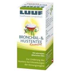 LUUF® Guaifenesin compositum Bronchial- & Hustentee-Konzentrat