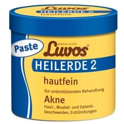 Luvos® Heilerde 2 hautfein Paste