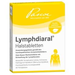 LYMPHDIARAL® Halstabletten