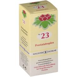 MAGISTER DOSKAR Nr. 23 Prostatatropfen