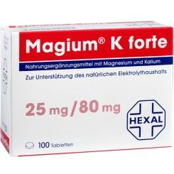 Magium® K forte