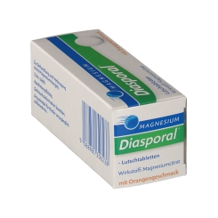 Magnesium-Diasporal® Lutschtabletten